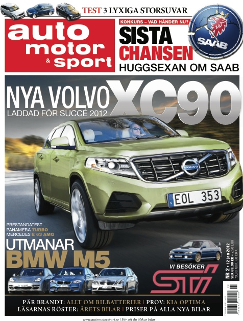 Auto Motor and Sport 2-2012