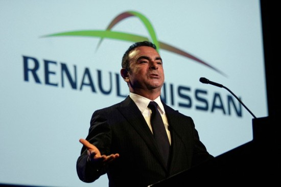 carlos ghosn auto executive of the year 2012 i m. Black Bedroom Furniture Sets. Home Design Ideas