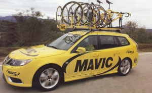 Saab 93 SportCombi Mavic Neutral Service Course