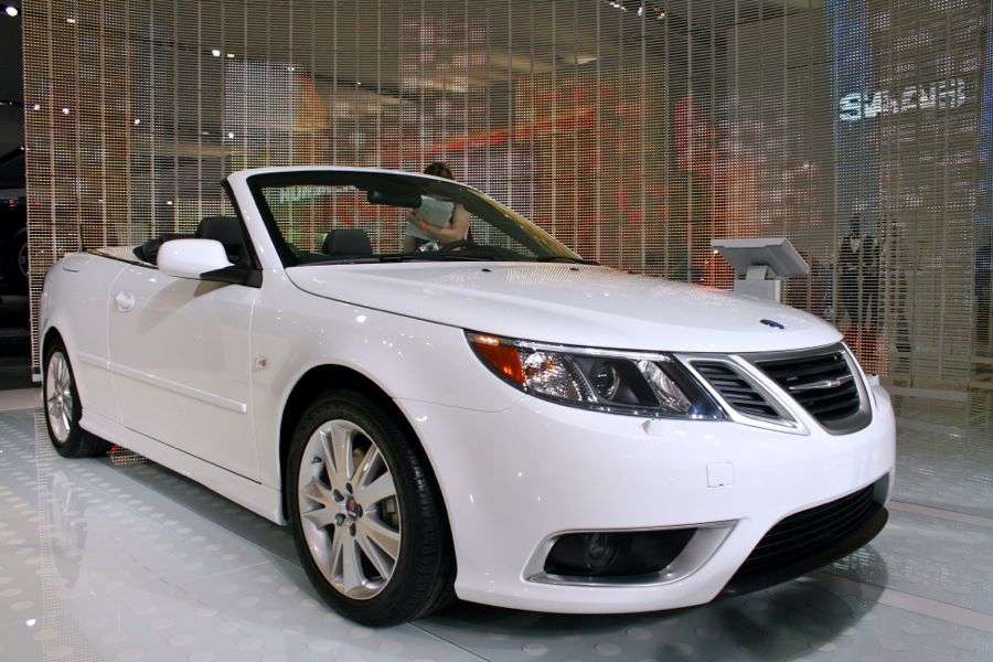 This is not the Saab Convertible Quijote's thinking of buying