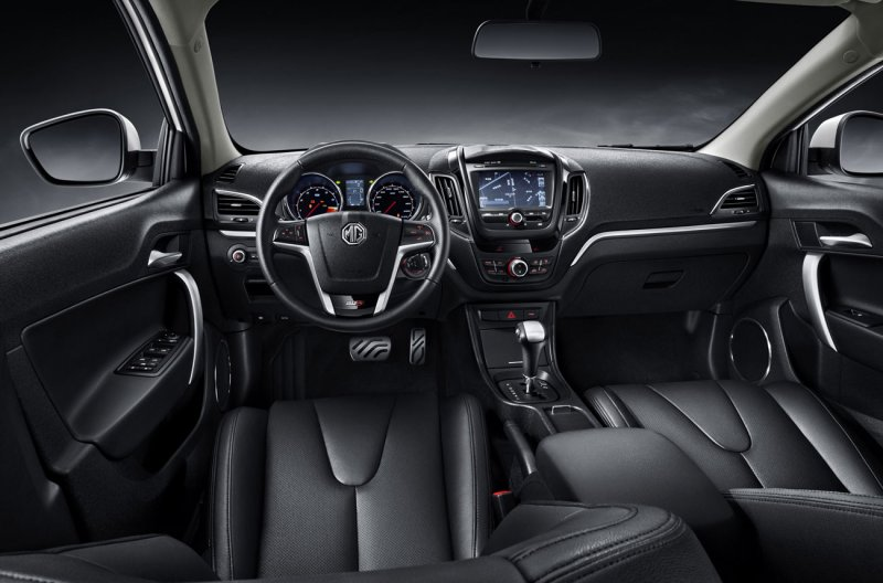 Mg5 concept interior swadeology for Interieur 928