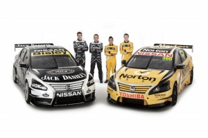 Nissan V8 SuperCars for Australia