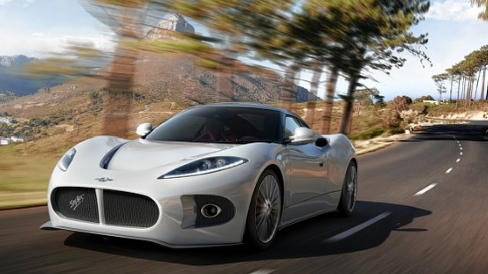 Spyker B6 Venator – New at Geneva