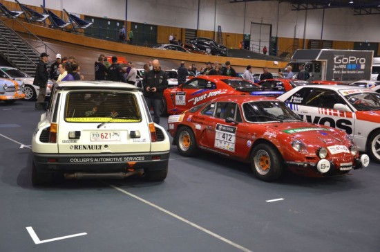 Renault 5 Turbo2 and Renault-Apline A110