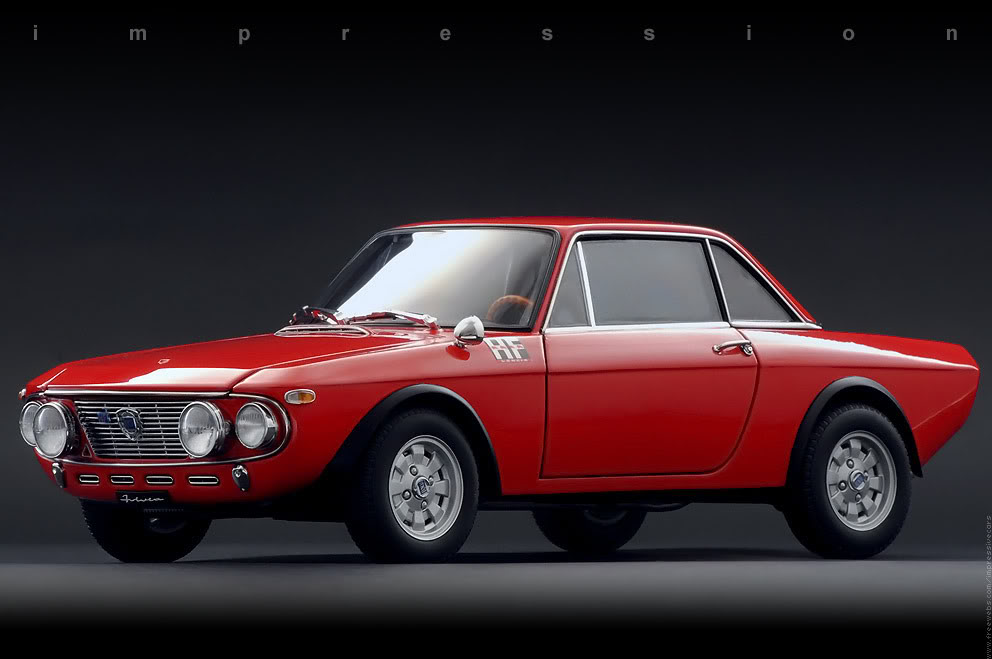 The Lancia Fulvia Swadeology
