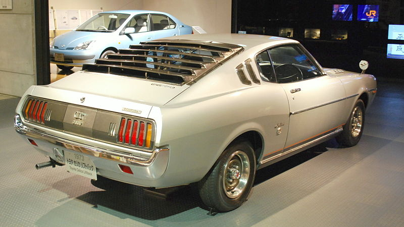 Ford That Looks Like Aston Martin >> Fantasy Friday – Toyota Celica (Mustang) Liftback – Swadeology