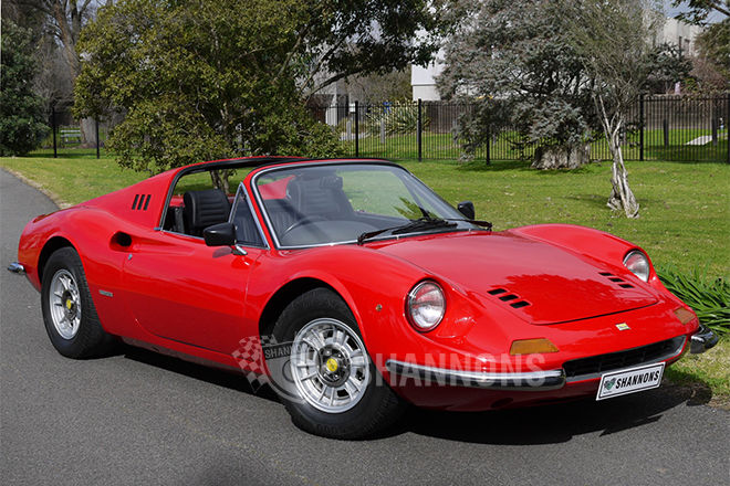 Fantasy Friday Ferrari 246 Dino Gts Swadeology
