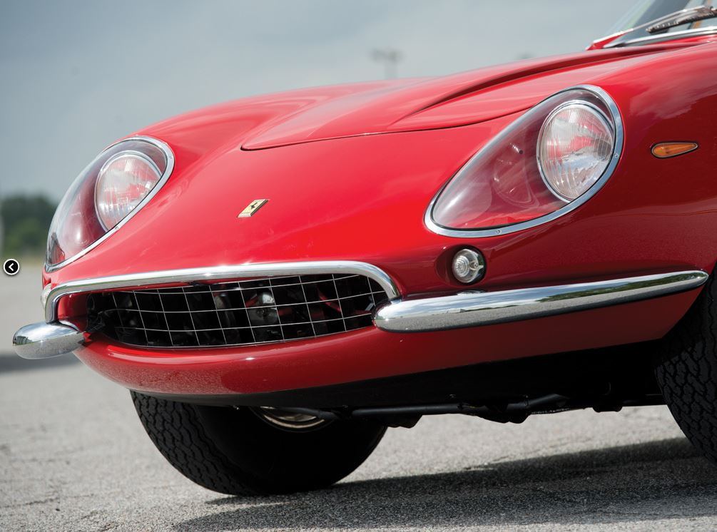 Ferrari Auction Record Busted