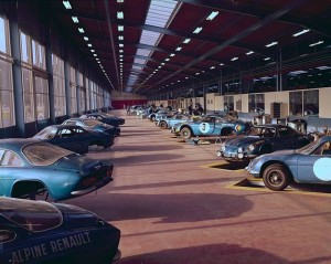 Alpine Factory Dieppe