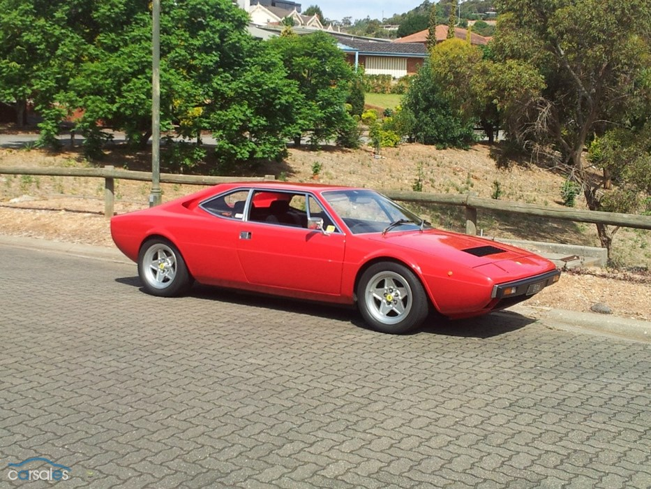 Fantasy Friday – Ferrari Dino 308 GT4