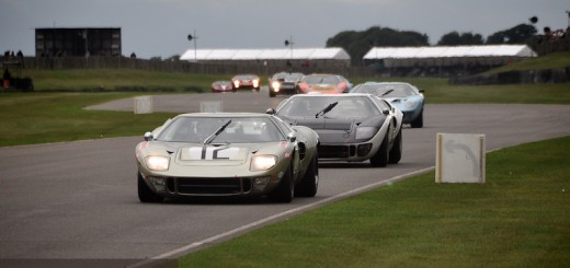 Goodwood GT40s