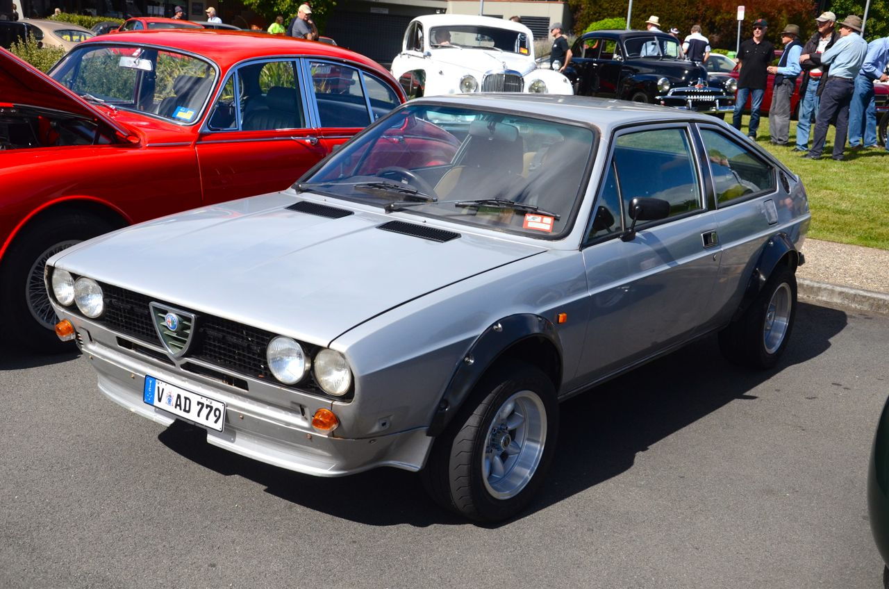 Farewell, My Little Italian Buddy – Alfasud Sprint