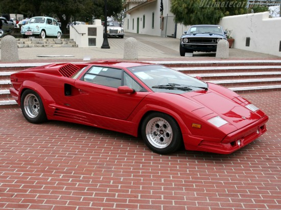 Lamborghini-Countach-25th-Anniversary_1