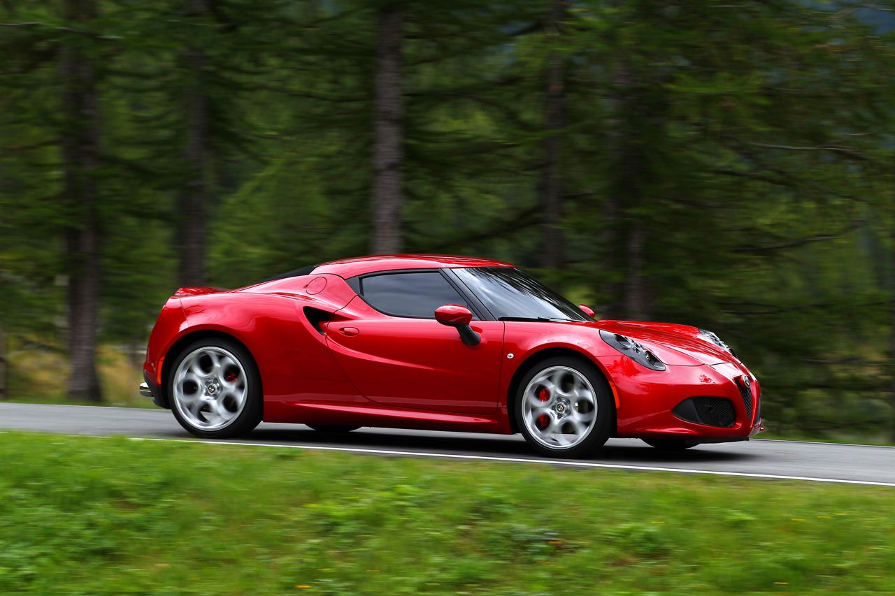 Alfa Romeo Australia Screw Up 4C Launch