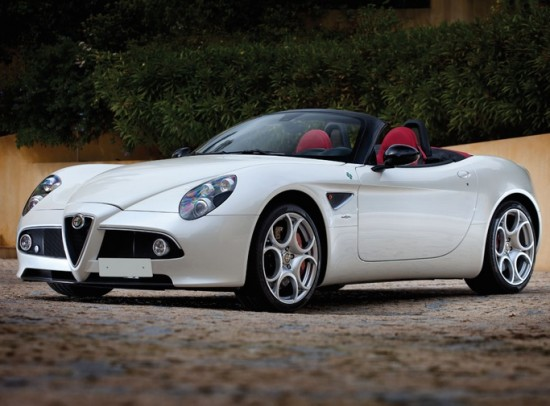 Alfa Romeo 8C RM Auction
