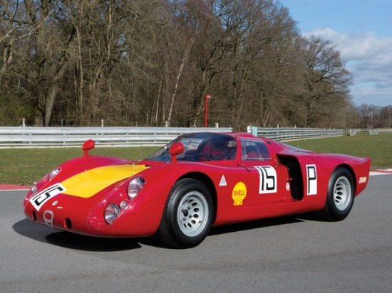 Alfa Romeo Tipo 33 RM Auction