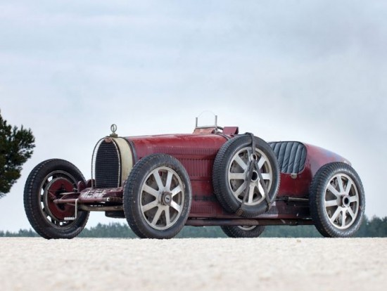 Bugatti Type 35B RM Auction