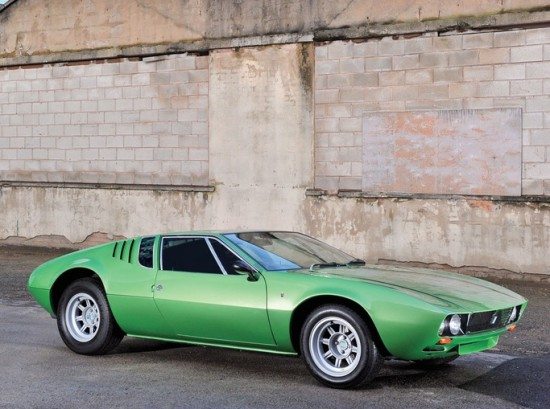 DeTomaso Mangusta RM Auction
