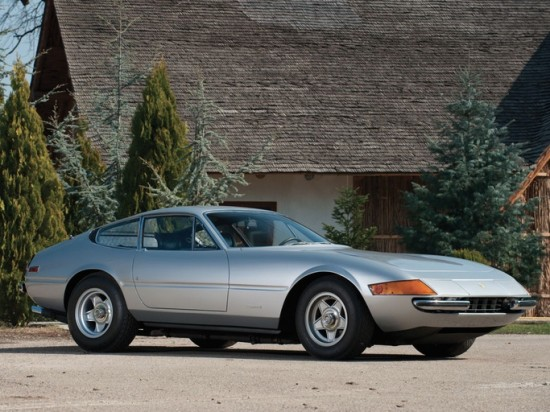 Ferrari Daytona RM Auction