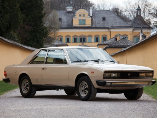 Fiat 130 Coupe RMAuction