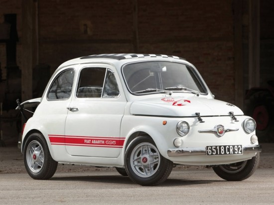 Fiat Abarth 695 SS RM Auction