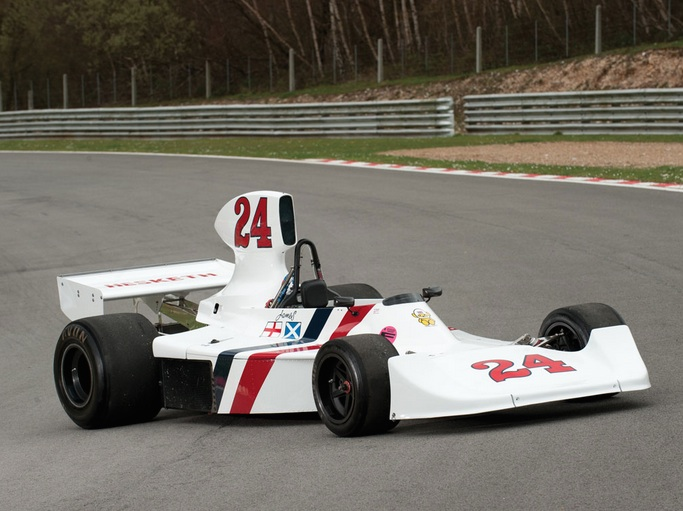 Hesketh Formula One RM Auction
