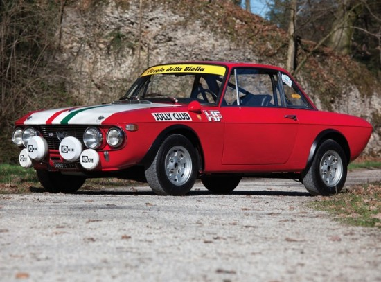 Lancia Fulvia HF RM Auction