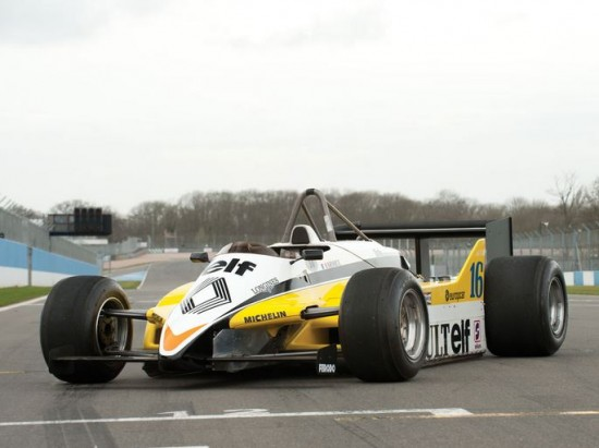 Renault Formula One RM Auction