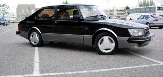 Early Saab 900 2