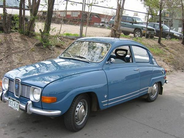 War Of The Noses Saab 96 Swadeology