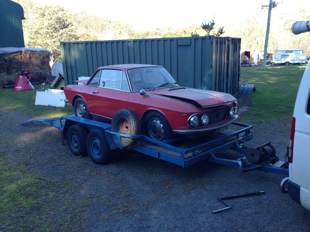 For Sale: Lancia Fulvia 1.3 Rallye