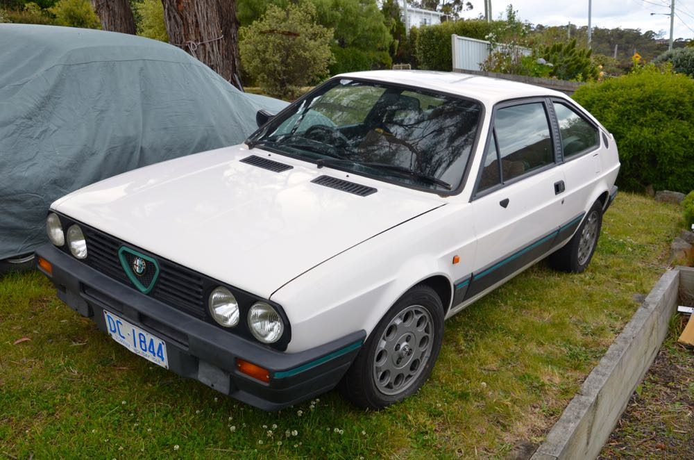1986 Alfa Romeo Sprint First Photos