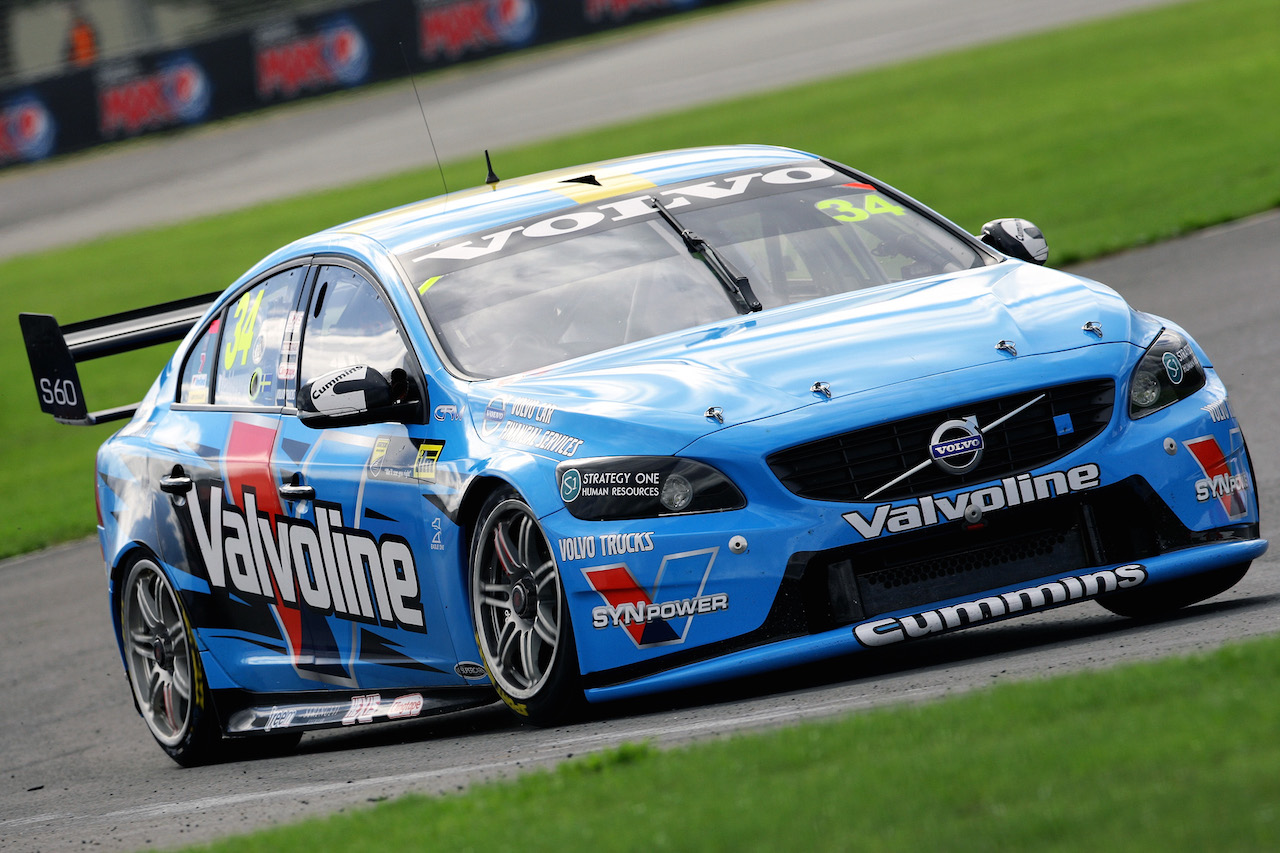 Volvo To Stop Factory Support For Racing