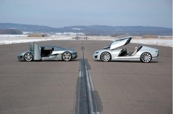Saab Snippets – Time, Koenigsegg And Double Dipping