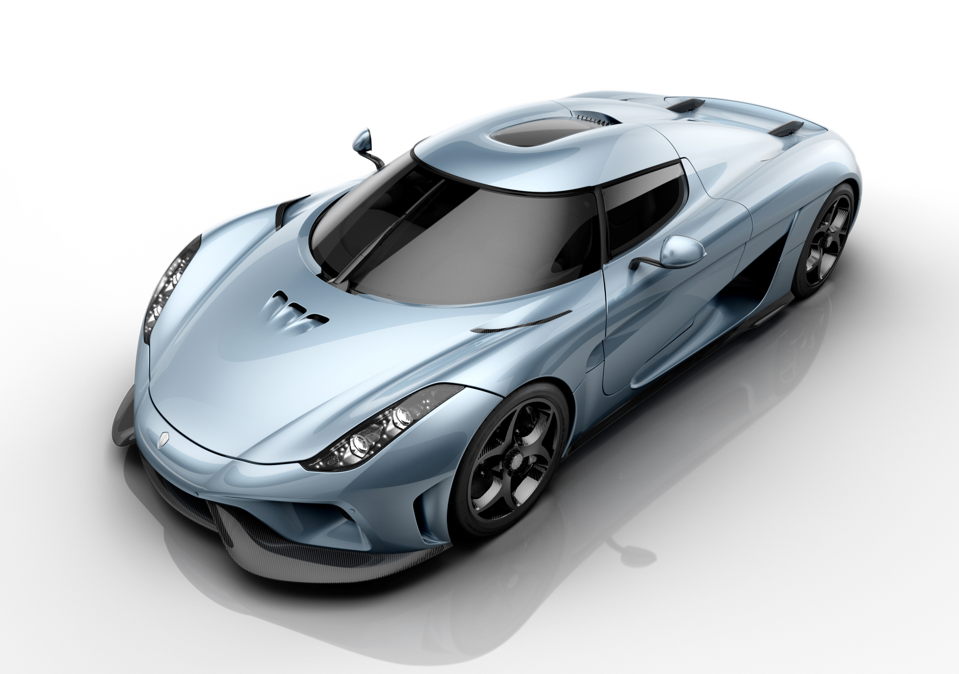 Video:  EVO, CvK And The Koenigsegg Regera