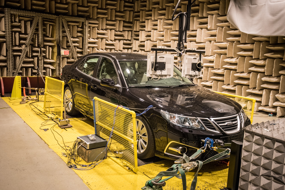 Saab Festival – NEVS Tour: Technical Development