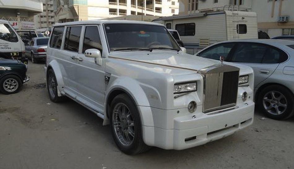 Rolls Royce For Hire >> Rolls Royce SUV Is Like Killing Kittens – Swadeology